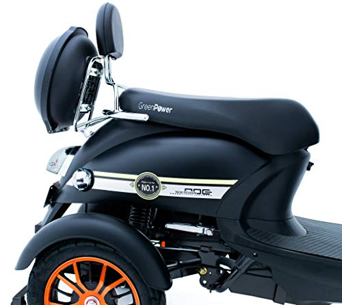 ortopedia-online-Green Power Scooter electrico de Movilidad Moto Para Personas Mayores Recreativo adulto 3 ruedas hasta 25 kmh 60V 100AH 600W 0 3