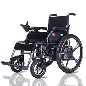 ortopedia-online-Wheel hy Silla DE Ruedas ELCTRICA Power Chair para Personas Mayores y discapacitadas 0
